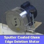 Edge Deletion Table Motor Assembly
